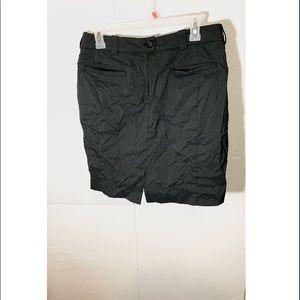 Nike Golf Skirt Athletic Activewear Front Slit